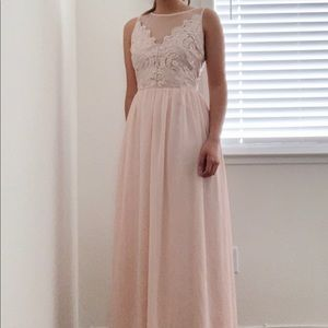 SOIEBLU LACE GOWN